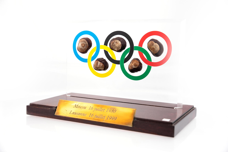 Museu Olimpic Barcelona Trofeu Castaña