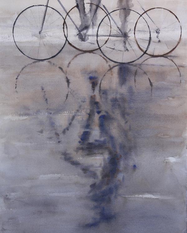 """""""Sobre ruedas"""" Jose Manuel Murias"""