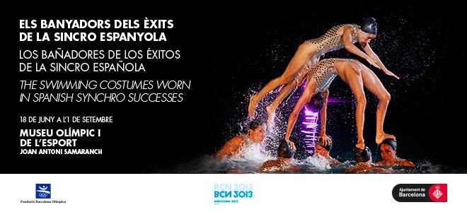 Els banyadors dels èxits de la sincro espanyola
