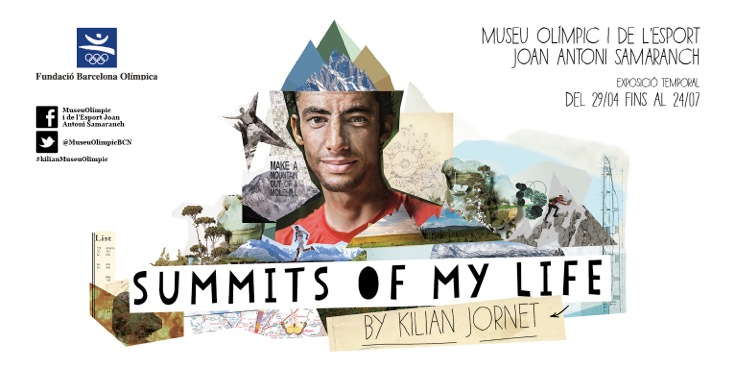 'Summits of my life by Kilian Jornet'