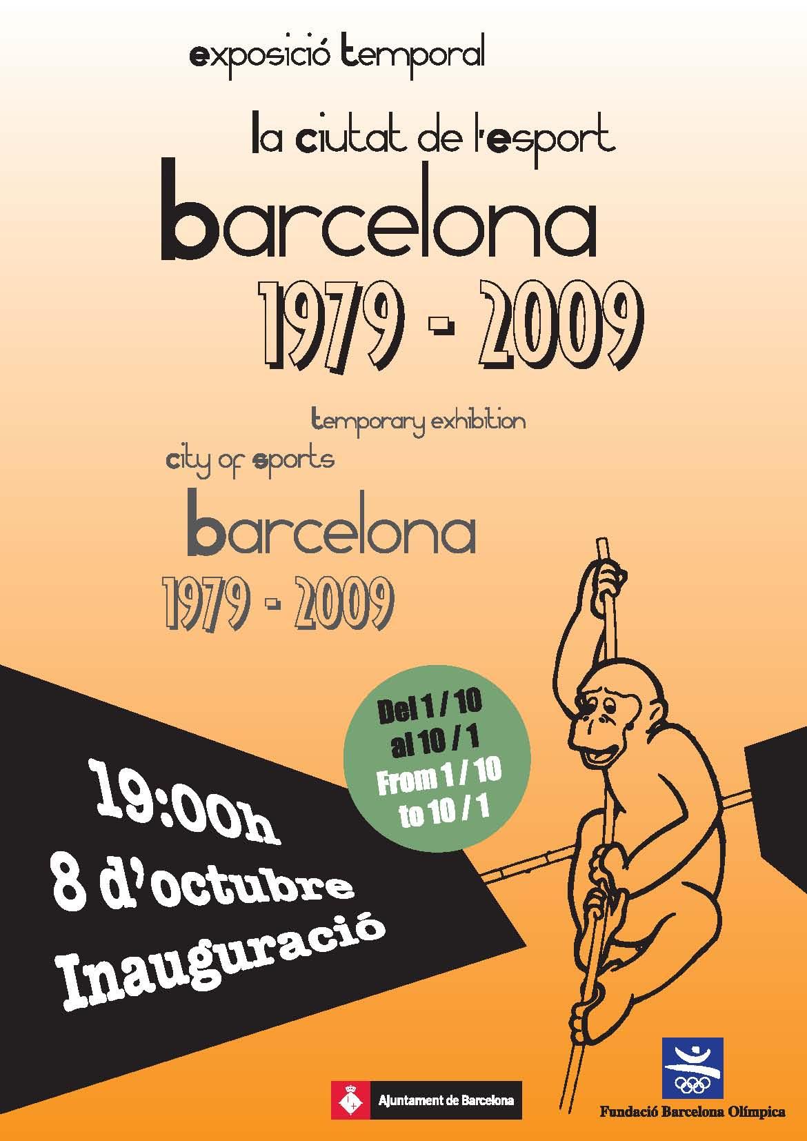 La Ciutat de l'Esport: Barcelona 1979-2009
