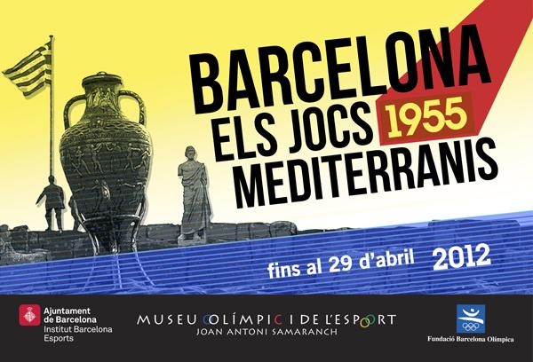 Barcelona  els Jocs del Mediterranis 1955