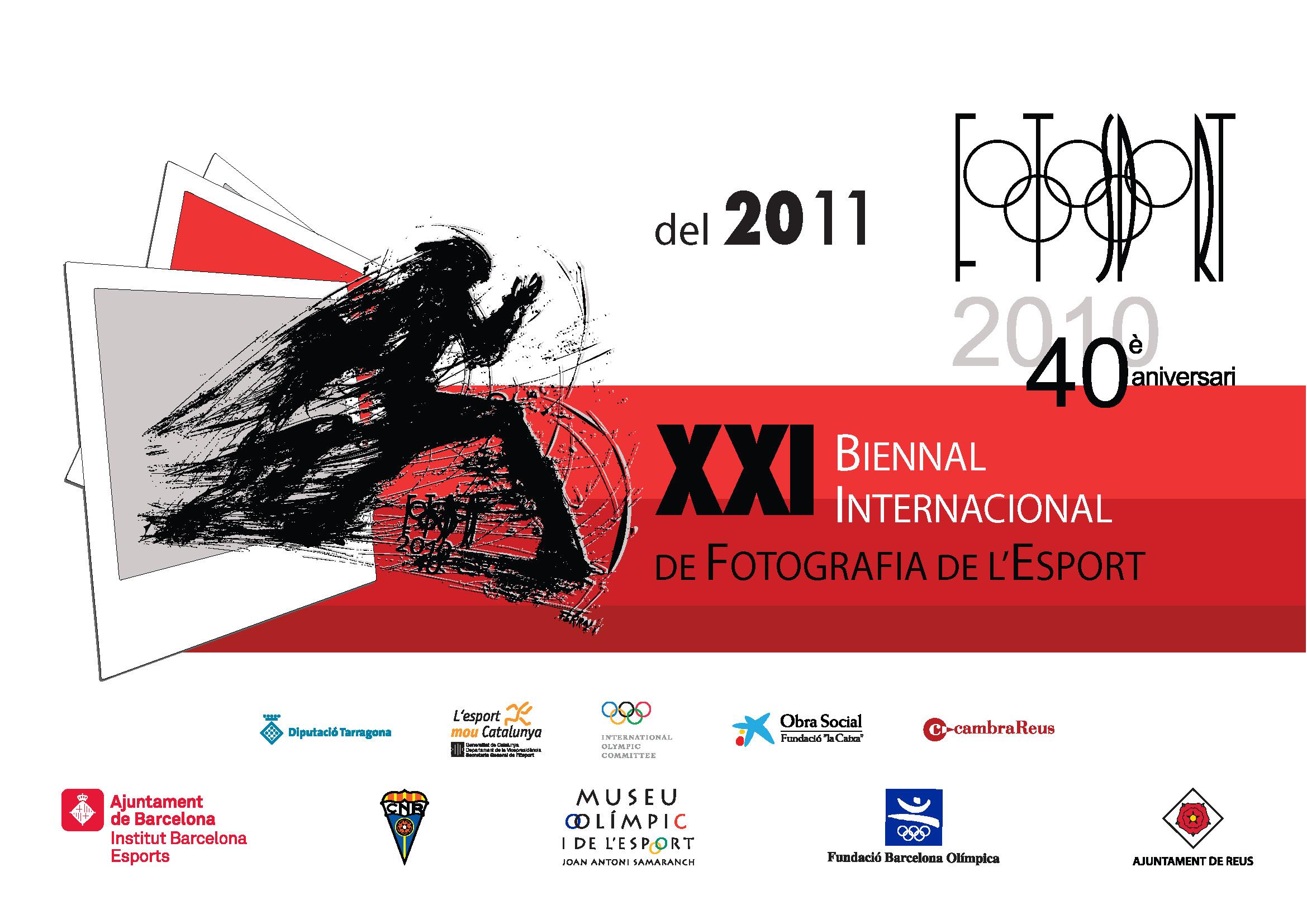 XXI BIENNAL INTERNACIONAL DE FOTOGRAFIA DE L'ESPORT FOTOSPORT 2010
