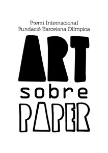 Premio Internacional de Arte sobre papel Fundación Barcelona Olímpica
