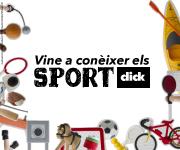 Els CLicks esportistes es concentren en el Museu Olímpic i de l'Esport