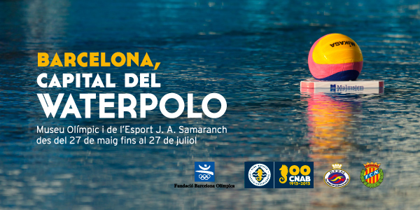 Barcelona, capital del waterpolo