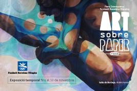 Premi Internacional Fundació Barcelona Olímpica: Art Sobre Paper