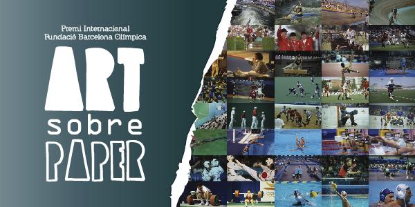 IV Premi Internacional Fundació Barcelona Olímpica · Art sobre paper