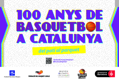 100 Years of basketball in Catalonia, del pati al parquet