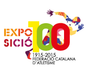 100 (1915-2015) anys de la Federació catalana d'atletisme