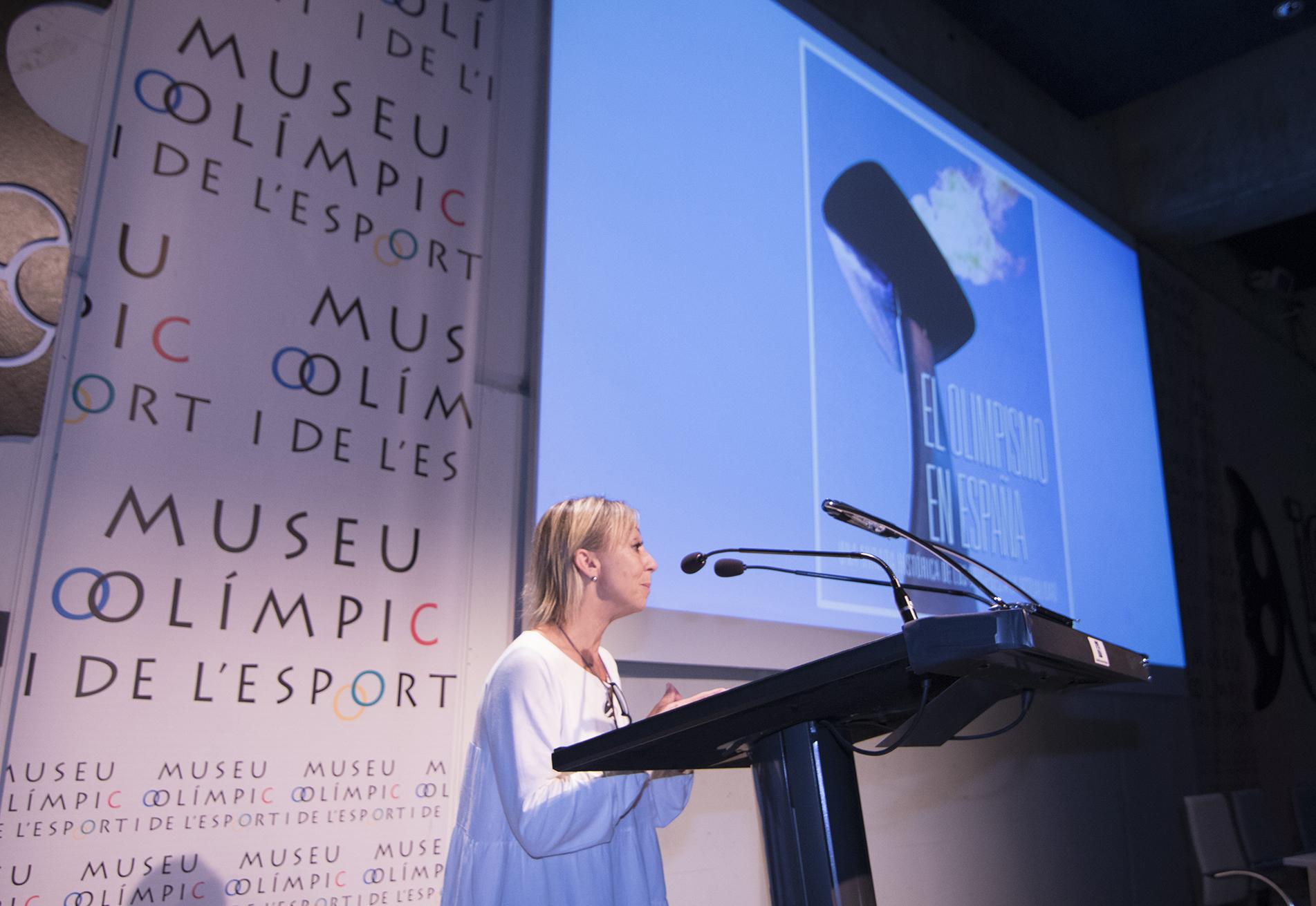 Olimpismo Esmana Museu Olimpic 1