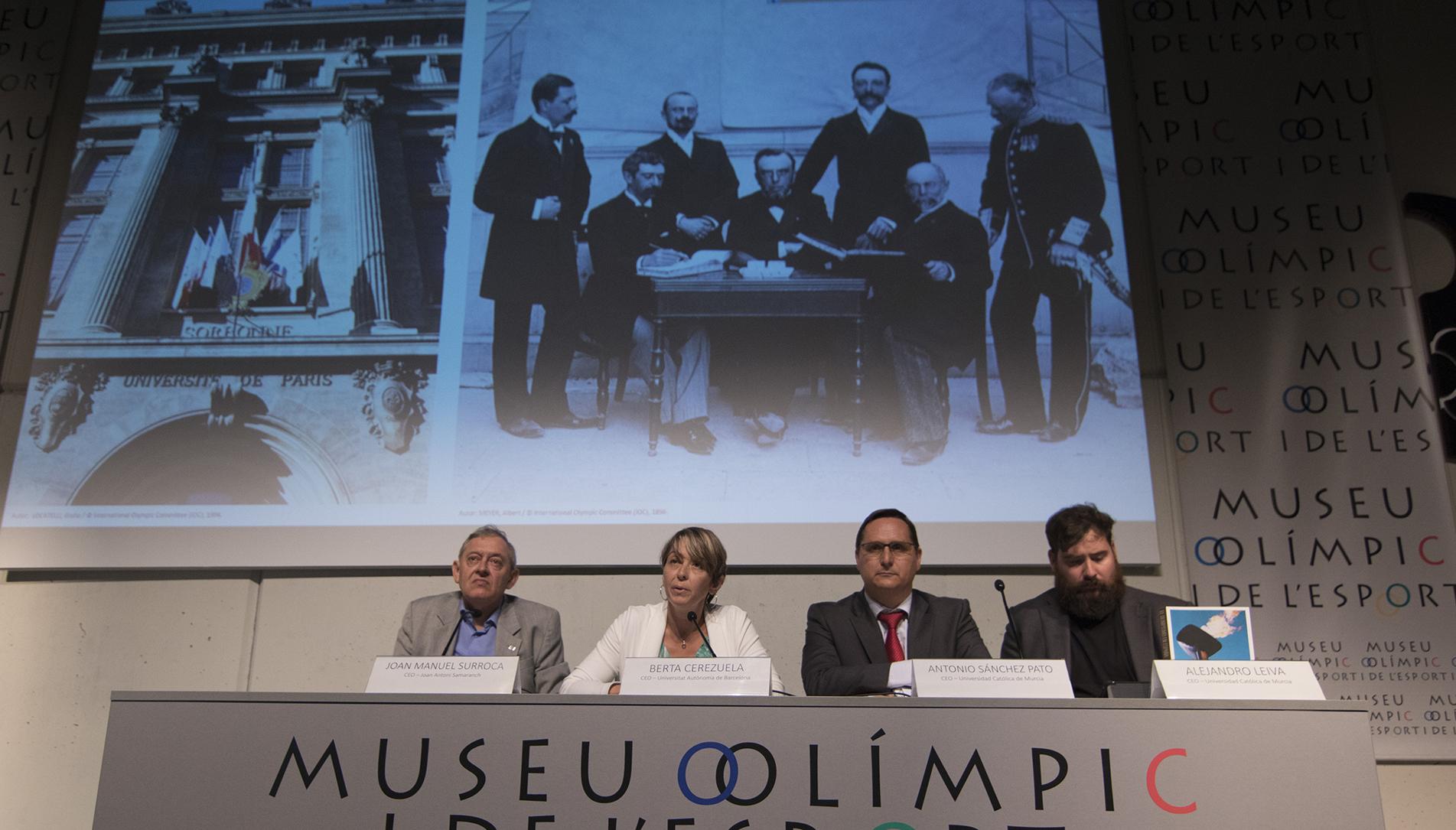 Olimpismo Esmana Museu Olimpic CEOS2
