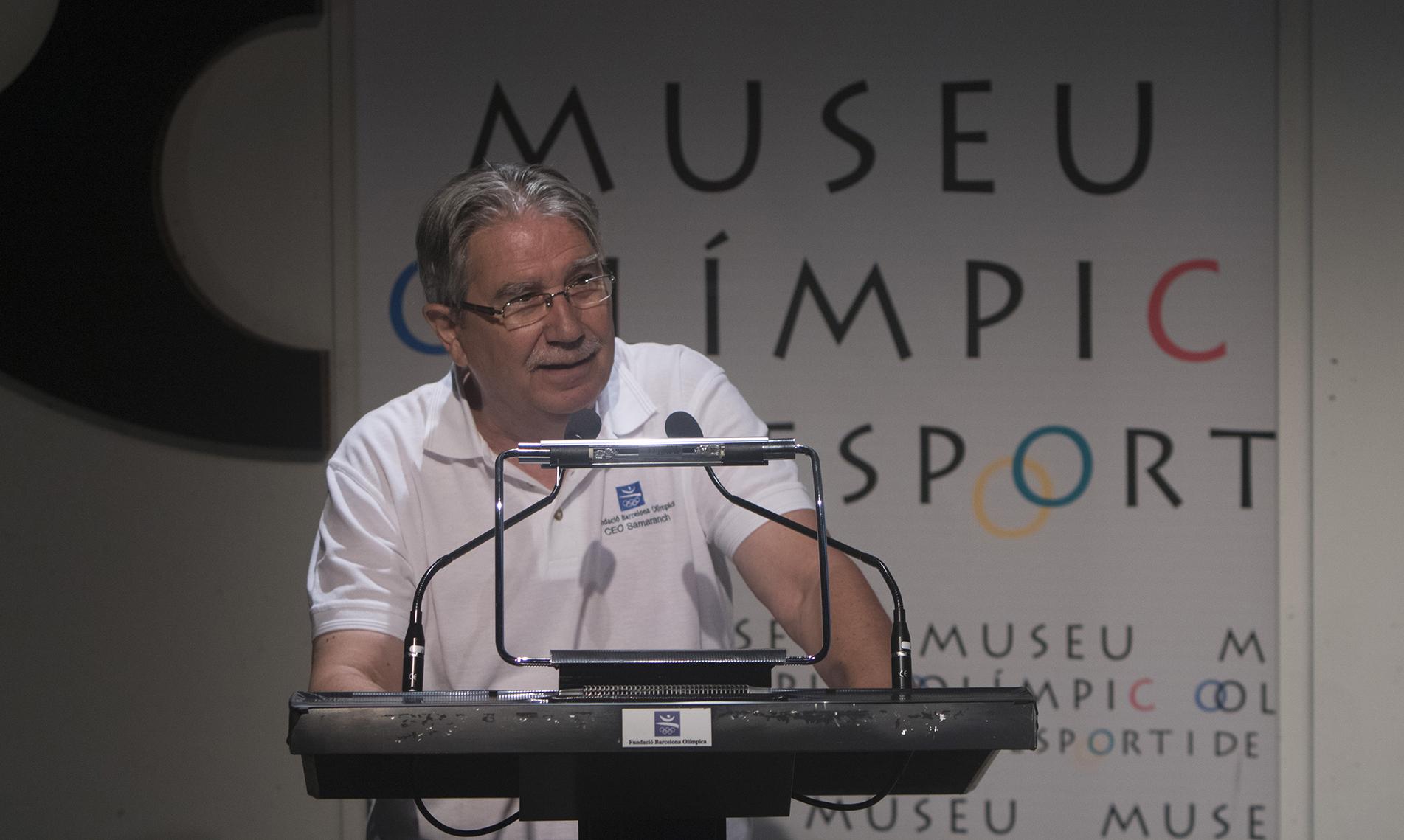 Olimpismo Esmana Museu Olimpic Pernas