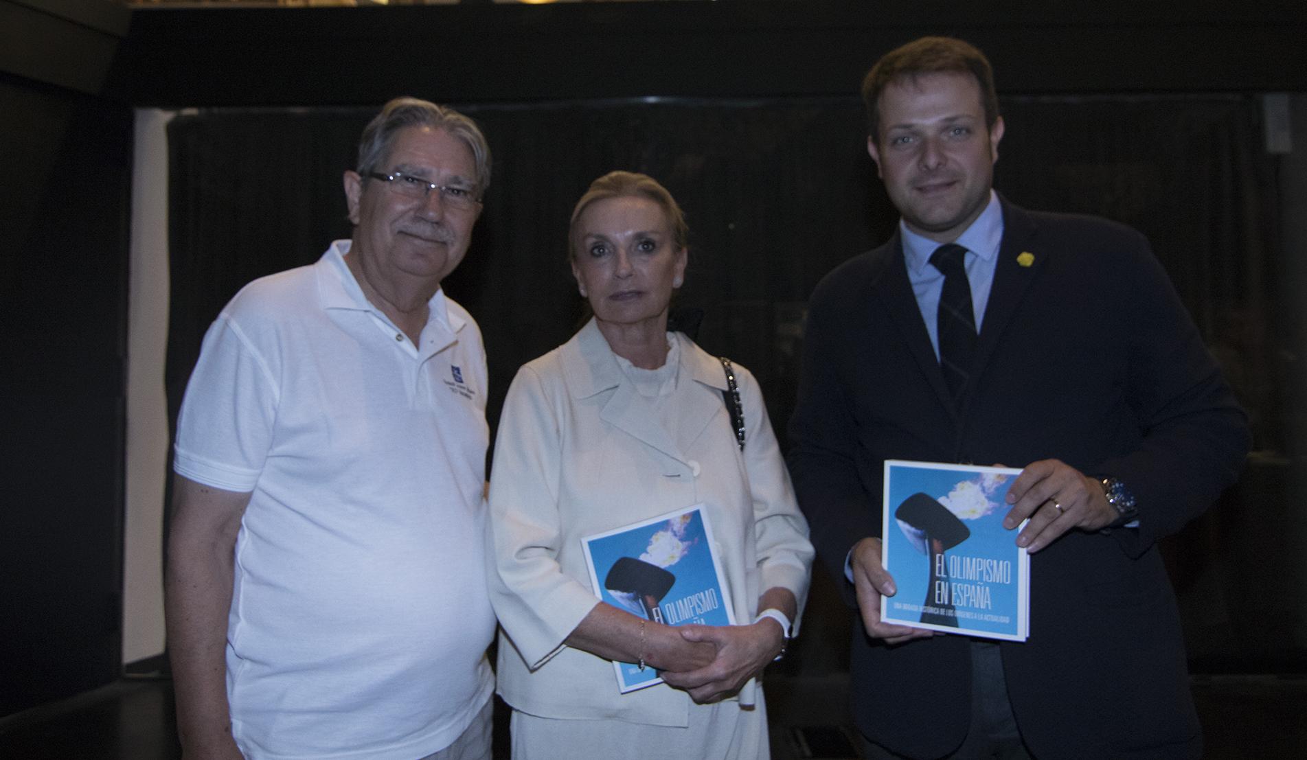 Olimpismo Esmana Museu Olimpic SAmaranch Pernas Figueras