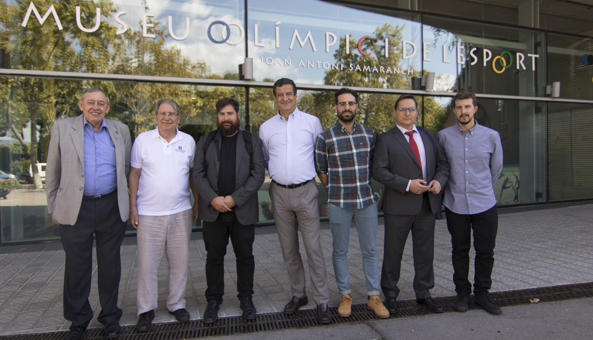 Olimpismo Espana Museu Olimpic CEOS