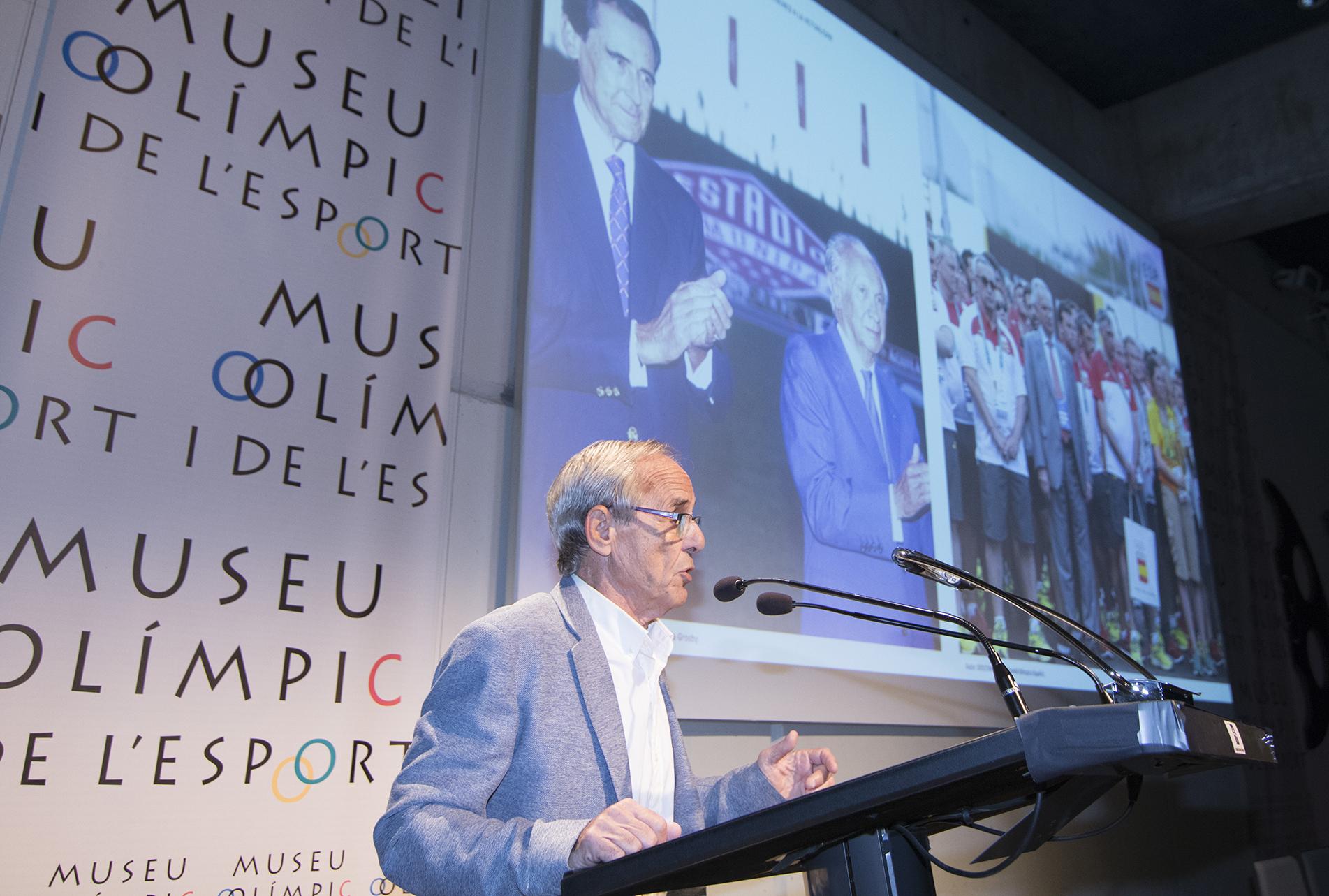 Olimpismo Espana Museu Olimpic Garrigos