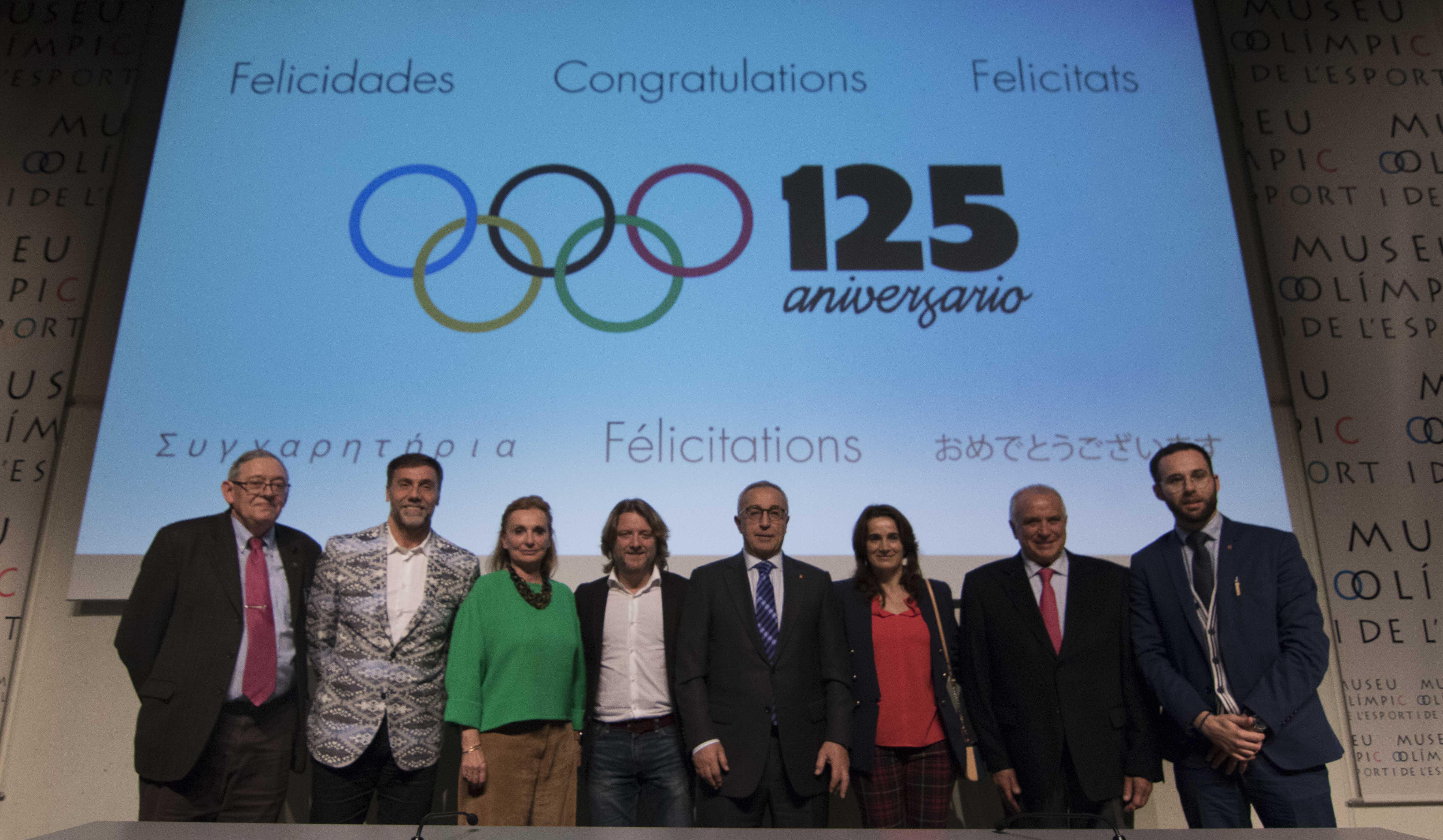 Joan Manuel Surroca - Jordi Sans . Maria Teresa Samaranch - David Escudé - Alejandro Blanco - Isabel Fernández - Leandre Negre - Pere Vilà