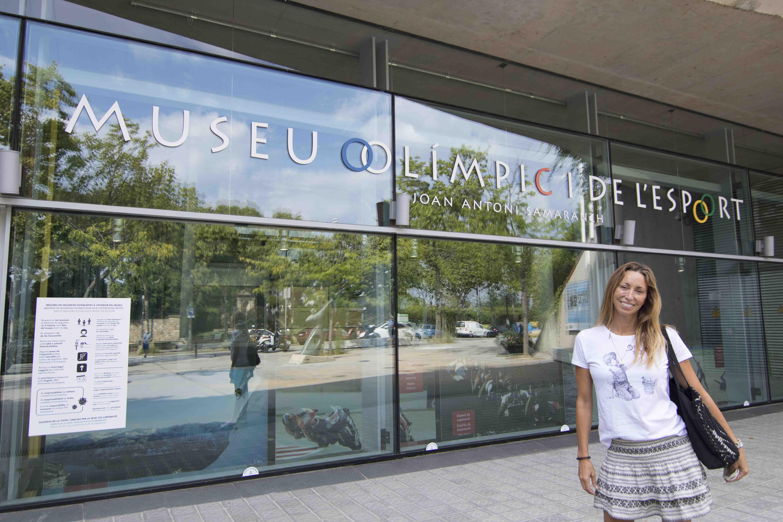 Gemma Mengual - Museu Olímpic BCN