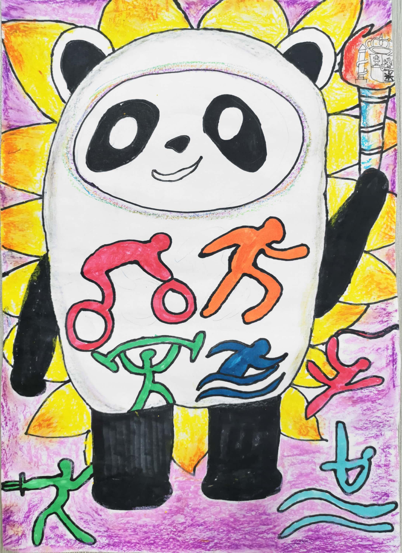 《冰墩墩带你看奥运》Bing Dwen Dwen Shows You The Olympics+李炜峰 Li Weifeng