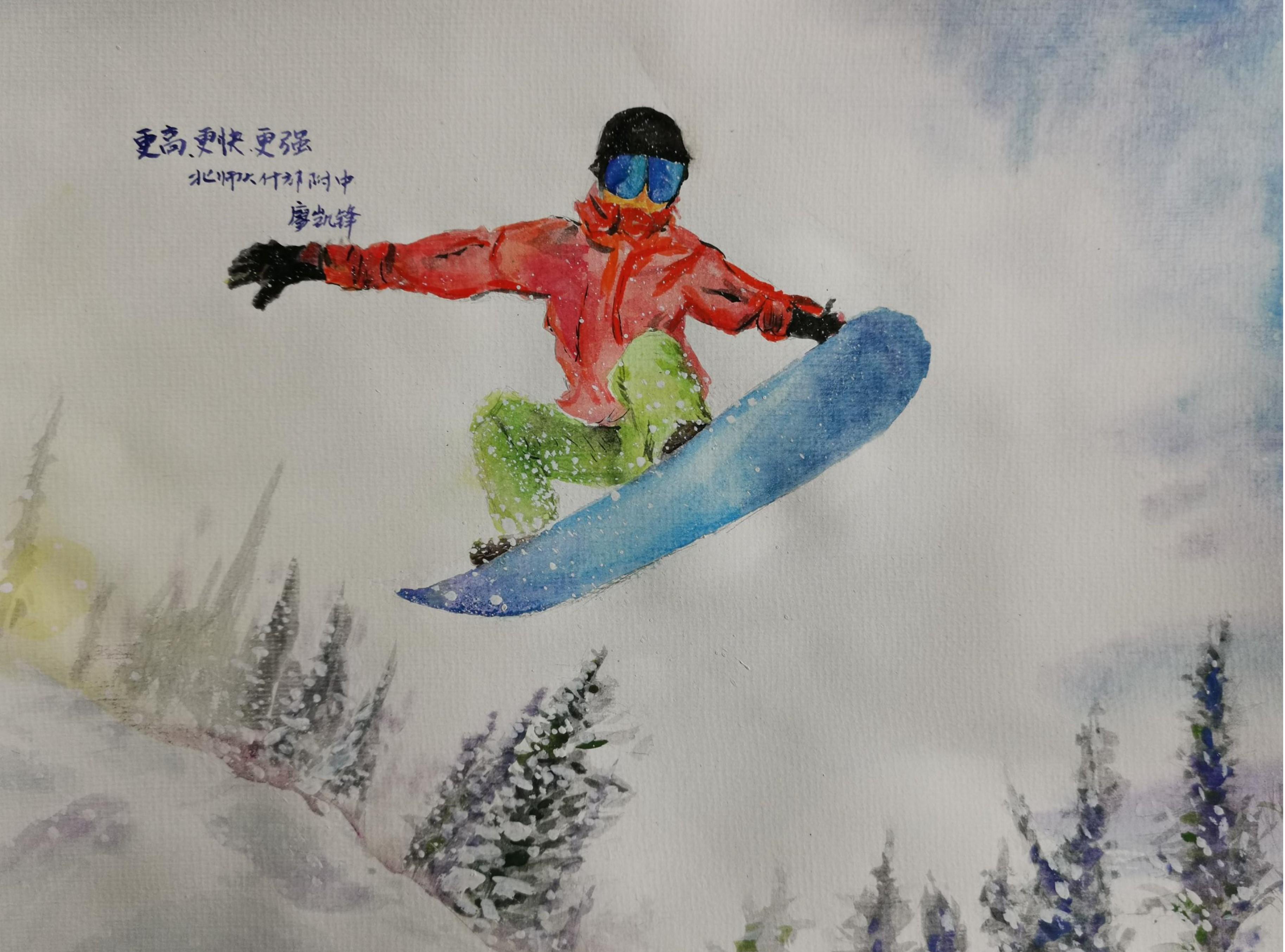 更高更快更强 Higher, Faster And Stronger+廖凯锋 Liao Kaifeng+12+15181026619