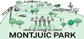 Parque Montjuic ENG logo